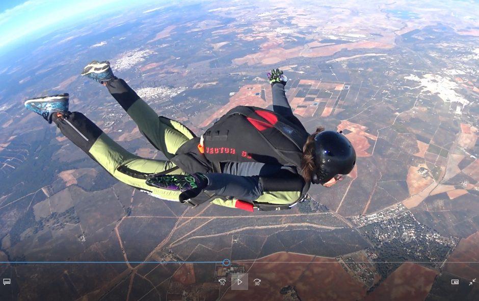 Cum m-am reapucat de parașutism