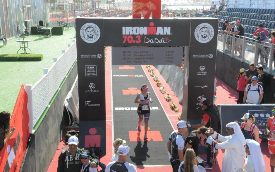 IronMan 70.3 Dubai 2 februarie 2018
